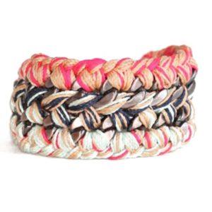Woven Thread Cuff