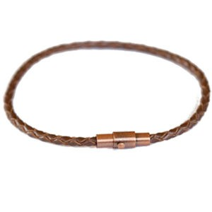 thin leather bracelets