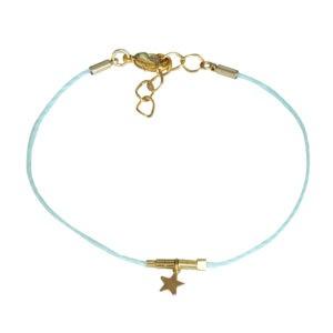 thin Charm Bracelet