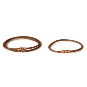 Thin Couple Bracelets