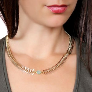 Grecian Statement Necklace